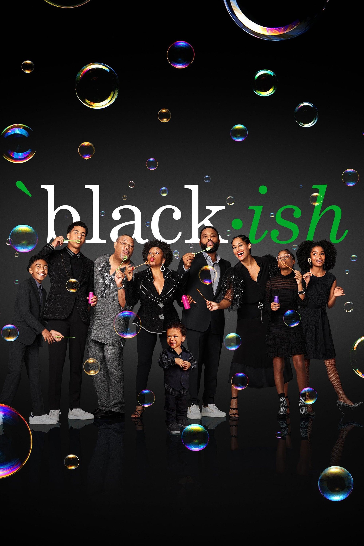 """Black-ish"" TV poster"