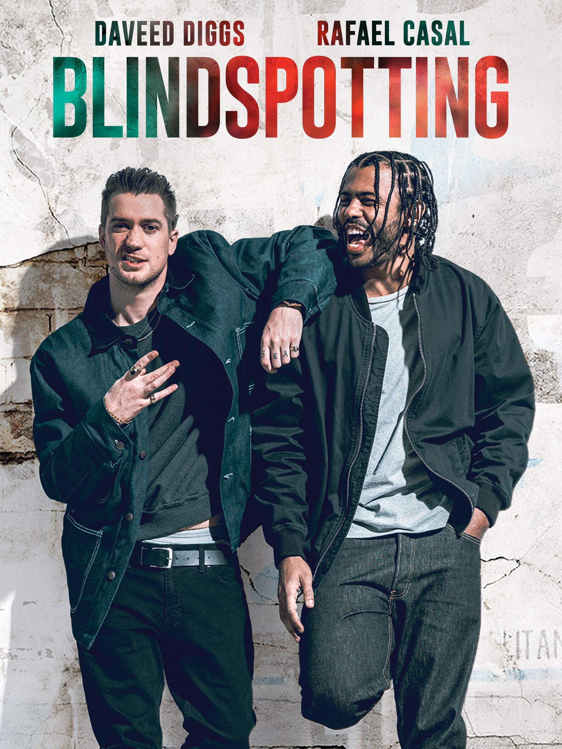 """""""Blindspotting"""" film poster"""