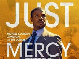 """""""Just Mercy"""" film poster"""