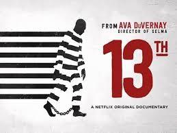 """13th"" film poster"