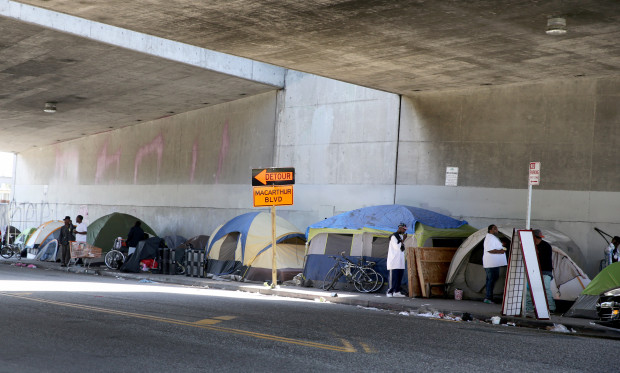 Poverty in Oakland