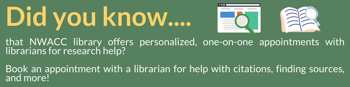 did you know that you can book an appointment with a librarian?