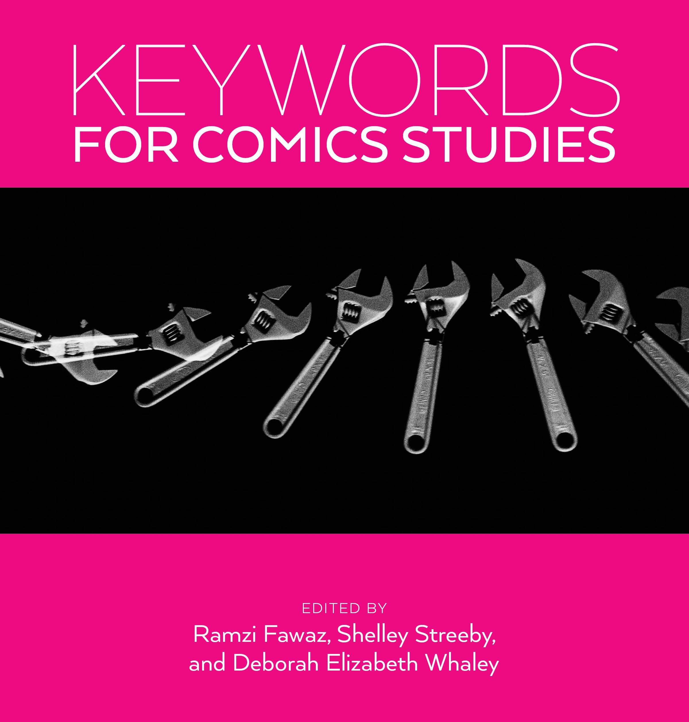 Keywords for Comics book title