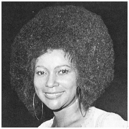 Headshot of Sylvia Robinson