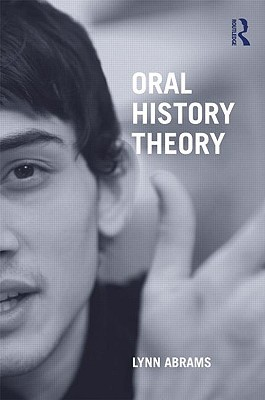 Image of Oral History Theory Book Cover