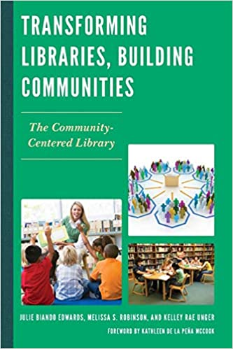 Image of Book Cover of Transforming Libraries