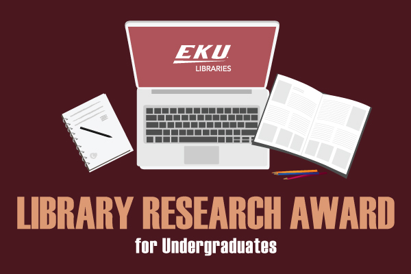 EKU Library Research Award