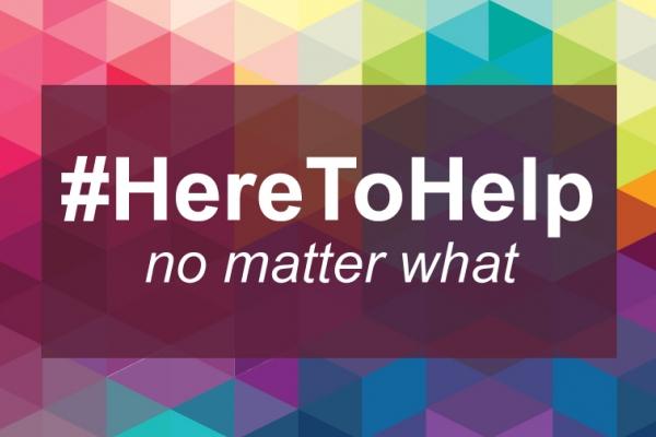 Eku Libraries is #HeretoHelp