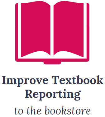 CALM Goal 2: Improve Textbook Reporting