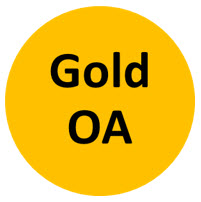 Gold Open access image