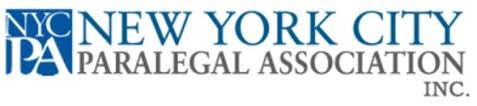 New York City Paralegal Association (NYCPA) logo