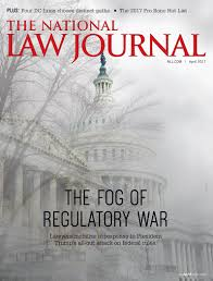 National Law Journal cover