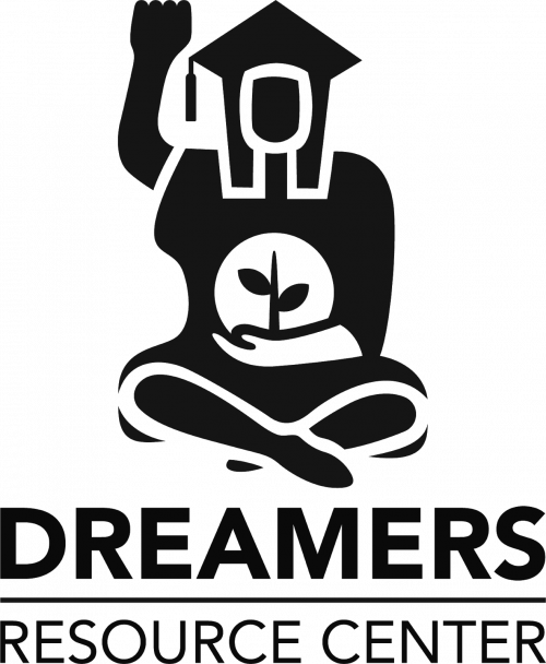 logo for the Dreamers Resource Center at PCC