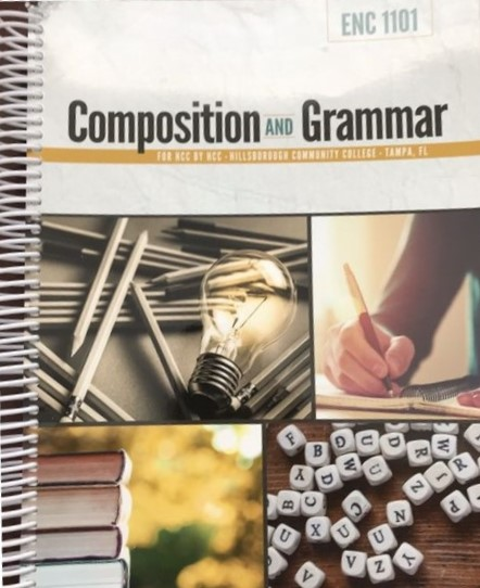 Cover of our textbook