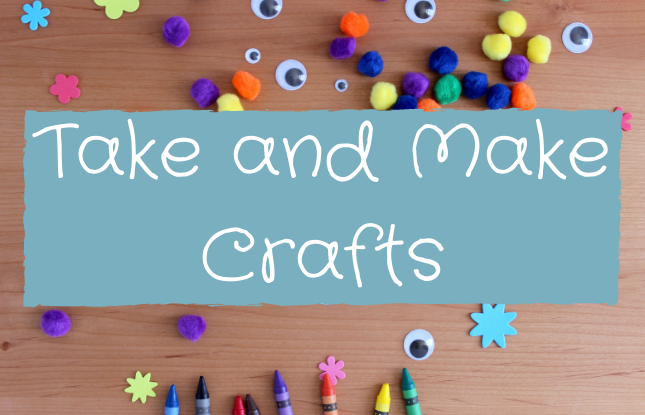 Take and Make Craft Bags