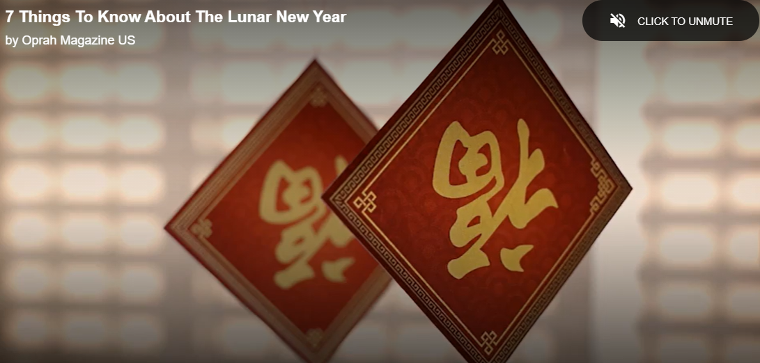 image of lucky symbols for new year