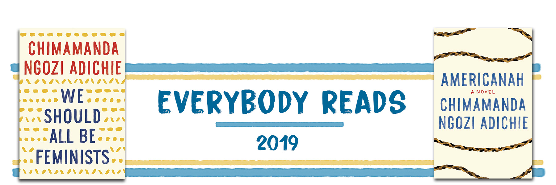 Everybody Reads 2019 banner image