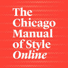 logo for the Chicago Manual of Style Online