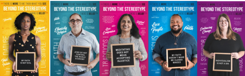 Beyond the Stereotype Belief Image