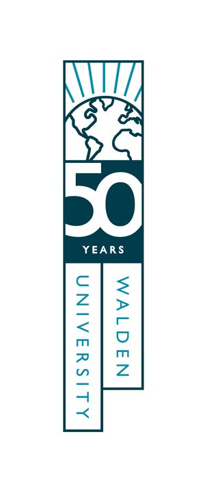 50th Anniversary Inverted Logo