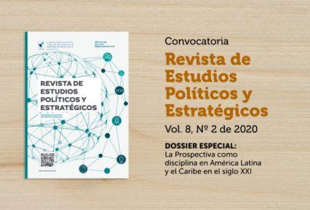 Convocatoria UTEM - Prospectiva en ALC siglo XXI