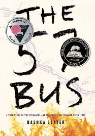 image of the cover of The 57 Bus