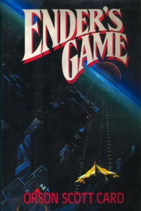 image of the cover of Ender's Game