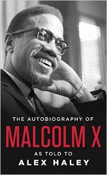 Image of the cover of The Autobiography of Malcolm X
