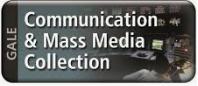 logo for communications and mass media database
