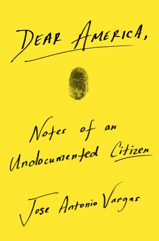 bright yellow background, fingerprint, title font looks handwritten