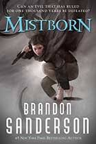 image of the cover of Mistborn: The final empire