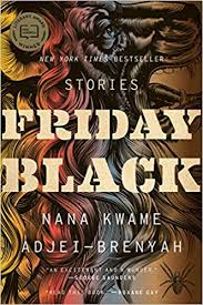 image of cover of Friday Black