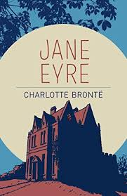 image of the cover of Jane Eyre