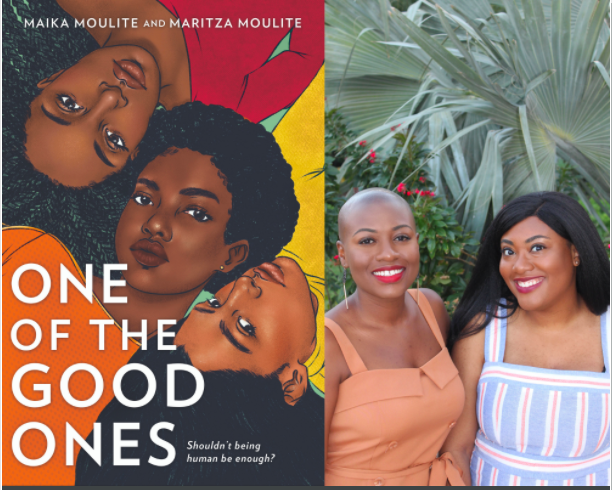 Image of authors and book jacket of One of the Good Ones