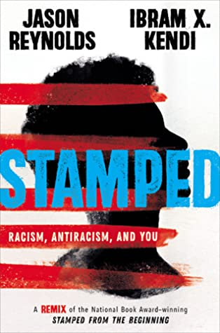 Image of the cover of Stamped! by Jason Reynolds