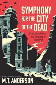 image of cover of Symphony for the City of the Dead