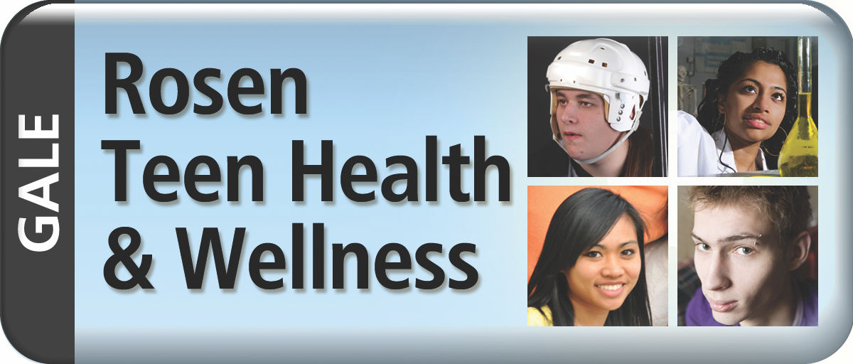 Logo for Teen Health and Wellness