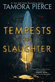 image of the cover of Tempests and Slaughter
