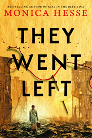 Image of the cover of They Went Left by Karen Hesse