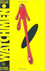 image of the cover of Watchmen Vol. 1