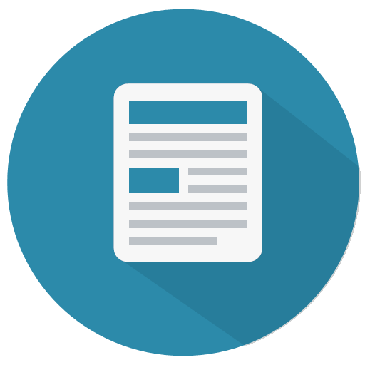 Icon for digital articles