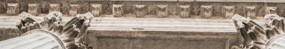 ornamental image of Roman Doric architecture