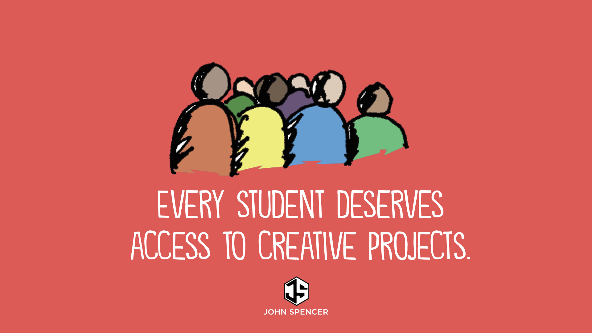 Every Student Deserves Access to Creative Projects
