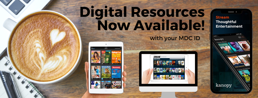 Digital Resources at MDC