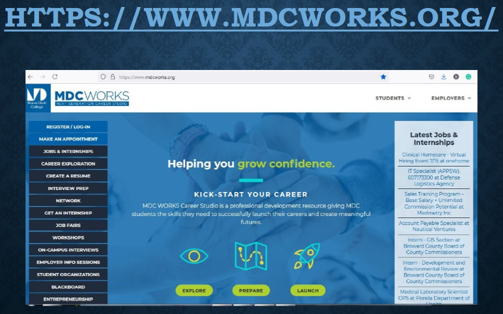 MDC Works