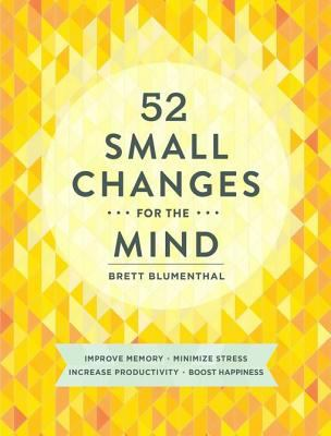 52 Small Changes for the Mind book cover