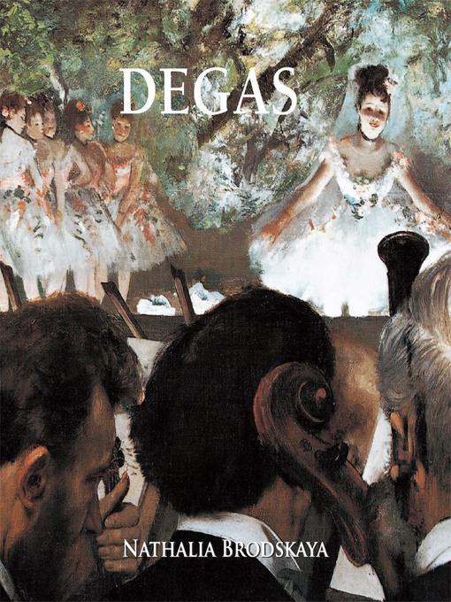 Degas Book Cover