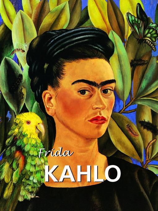 Frida Kahlo Book Cover