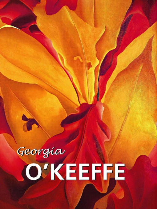 Georgia O'Keeffe by Gerry Souter
