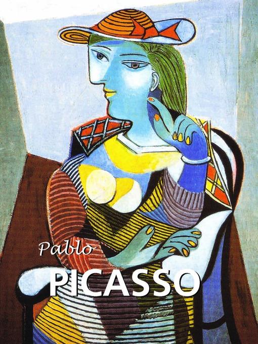 Pablo Picasso Book Cover